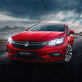 VAUXHALL ANNOUNCES PRICING FOR ALL-NEW BRIT-BUILT ASTRA