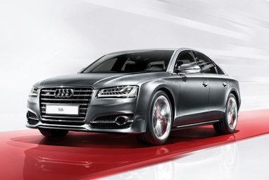 The Audi S8