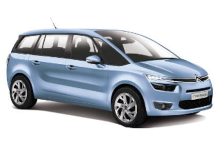 The Citroen Grand C4 Picasso
