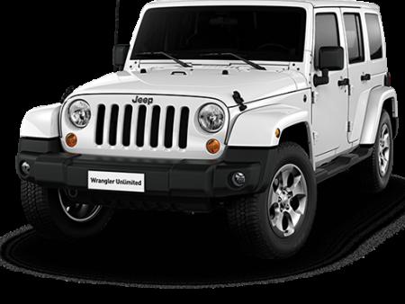 Jeep Wrangler Sahara 4dr