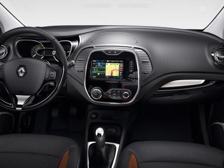 Renault Captur Automatic Captur Includes Renault 39 s