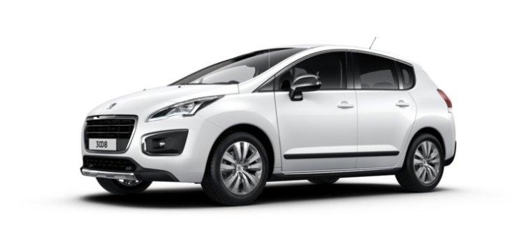 Peugeot 3008 Active 1.2 130